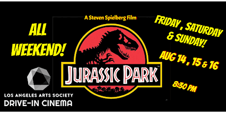 JURASSIC PARK: Drive-In Cinema (Sunday) tickets