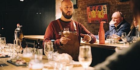 Belgium Beer Week: Hops & Cheese Tasting tickets