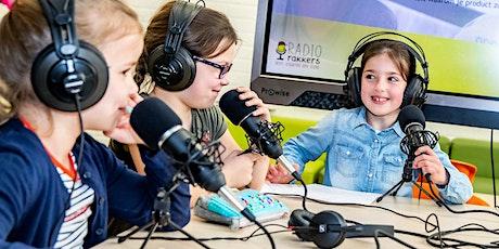 Kidz Science presenteert: Workshop kinderpodcast maken 'En toen?' Tickets