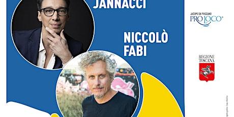 Premio Internationalis Librarian a Niccolò Fabi e Paolo Jannacci biglietti