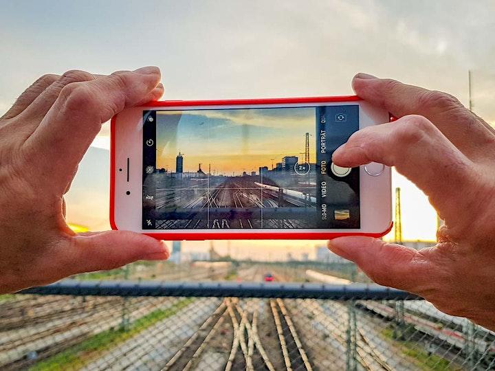 Workshop Reihe-Fotografieren, Bildgestaltung & Bearbeitung mit Smartphone: Bild