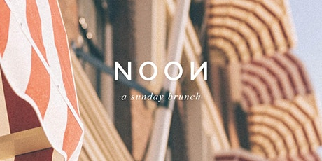 NOON | A Sunday Brunch at Prinsengracht tickets