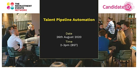 Talent Pipeline Automation tickets