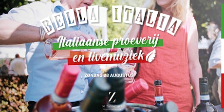 Z | Bella Italia + livemuziek tickets