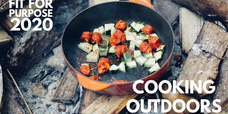 Fit for Purpose 2020: Cooking Outdoors Tom Gold tickets
