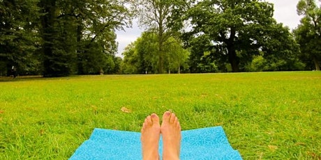 Beginners/ Intermediate Yoga with Friends in the Park tickets