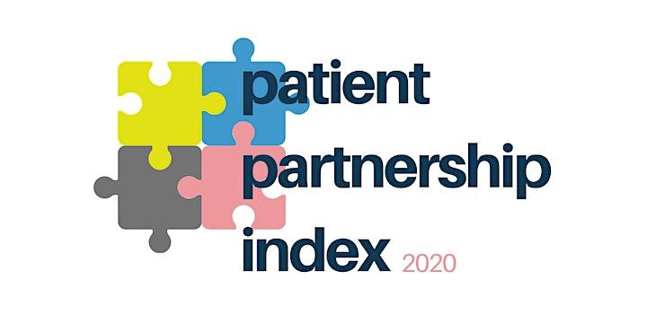 Patient Partnership Index 2020 Conference image