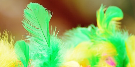 FEATHERS, FEATHERS, FEATHERS tickets