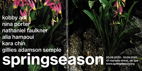 springseason - Opening Event tickets