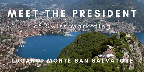 Meet the President di Swiss Marketing Andreas Balazs biglietti
