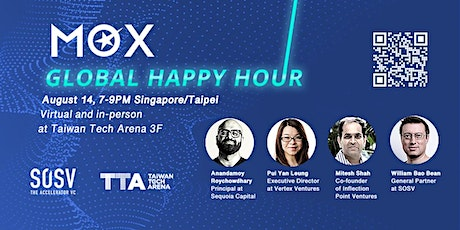MOX Global Happy Hour: VC Panel tickets