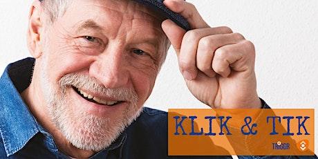 Klik & Tik cursus tickets