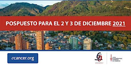 III Congreso Oncológico ecancer-Liga Colombiana contra el Cáncer entradas