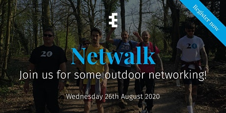 NetWalk - Networking on Foot tickets