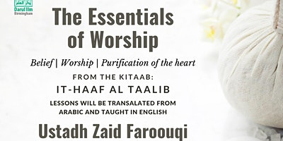 The Essentials of Worship