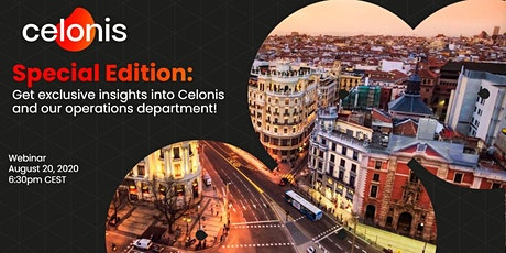 Get exclusive insights into Celonis and our operations department tickets