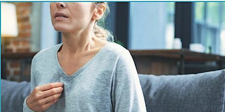 Symptom Fix Workshop: Managing Hot Flushes & Night Sweats in Perimenopause tickets