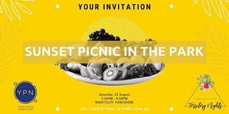 Sunset Picnic in the Park tickets