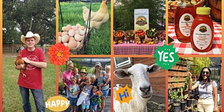 Family Fun & Farmers Market! Tree Sale, Animals, and More! tickets