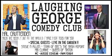 Hal Cruttenden LIVE at Laughing George Comedy Club + Guests tickets
