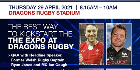 INTROBIZ EXPO NETWORKING BREAKFAST AT THE DRAGONS 2021 tickets