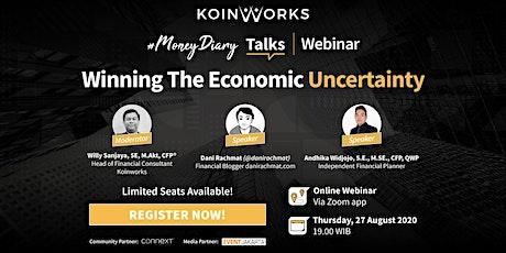 MoneyDiary Talks: Winning The Economic Uncertainty tickets