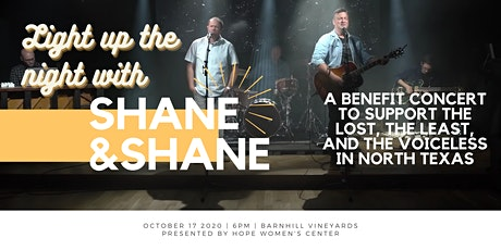 LIGHT UP THE NIGHT WITH SHANE & SHANE tickets