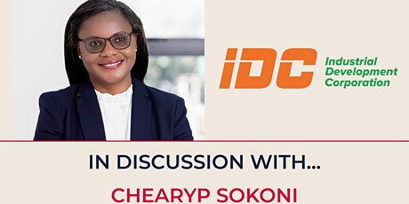 Alumni 100 - In Discussion with Chearyp Sokoni, IDC, Zambia tickets