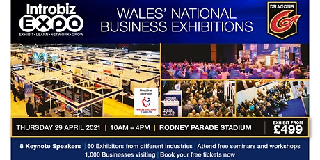 Introbiz Dragons Expo 2021 tickets