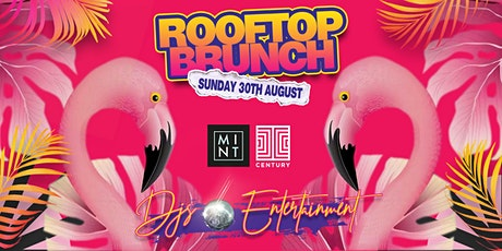 Mint's Rooftop Brunch at The Century Club! tickets