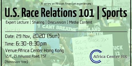 U.S. Race Relations 101 | Sports