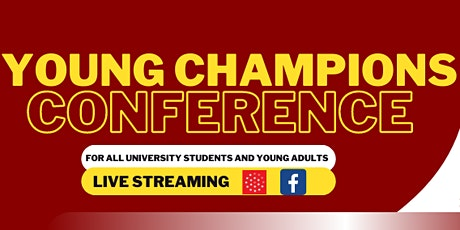 YOUNG CHAMPIONS CONFERENCE tickets