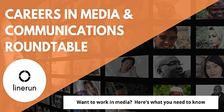 Careers in Media & Communications Roundtable tickets