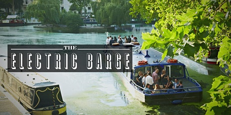 Canal Boat Cruise - Return Trips Paddington to Camden Market tickets