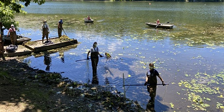 Aquatic Weed Removal at Wampus Pond tickets