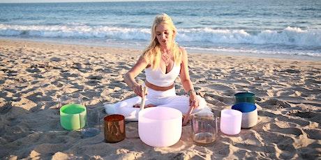 Online Virtual Soundbath Sound Healing Meditation tickets