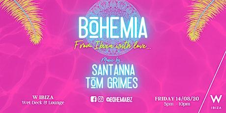 Bohemia entradas