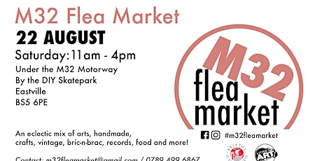M32 Flea Market 22 August 2020 tickets