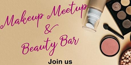 Virtual Makeup Meetup & Beauty Bar!!! tickets