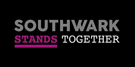 Southwark Stands Together Renewing the Public Realm community panel debate tickets