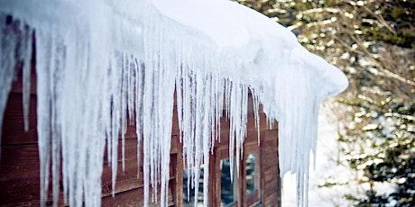 مهندسی قانونی برای خریداران  و صاحبان ملک- - آسیب های ناشی از برف و یخ tickets