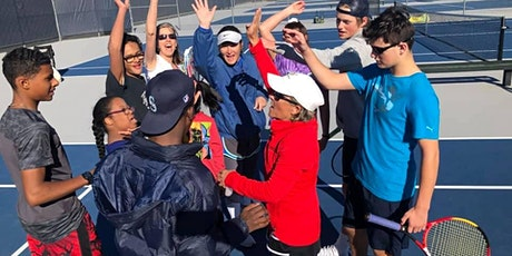 Abilities Tennis Volunteers at Wake Forest Clinics tickets