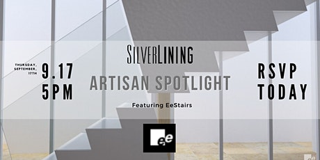 SilverLining, Inc Artisan Spotlight Featuring: Ee Stairs tickets