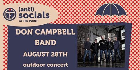 Don Campbell Band Outdoor Concert tickets