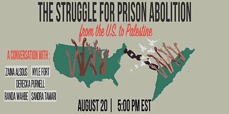 The Struggle For Abolition: From The U.S. to Palestine tickets
