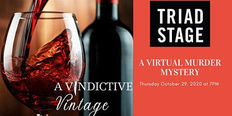 A Vindictive Vintage..A Virtual Interactive Murder Mystery Party tickets