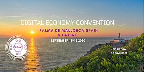 De:central Days Mallorca - Digital Economy Convention  - www.de-days.com entradas
