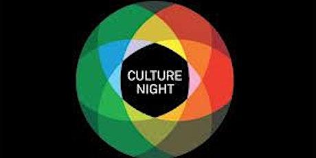 Culture night 2020: The Secret Rose tickets