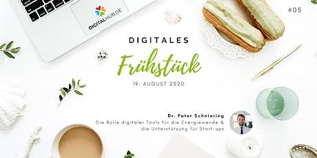 Digitales Frühstück #05 Tickets