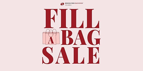Fill A Bag (FAB) Sale - Sunday, November 8th tickets